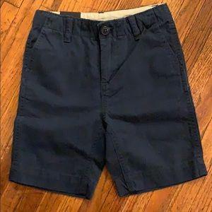 GAP  boys adjustable waste shorts